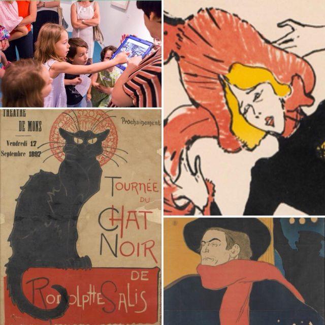 Exposición Toulouse-Lautrec y los placeres de la Belle époque
