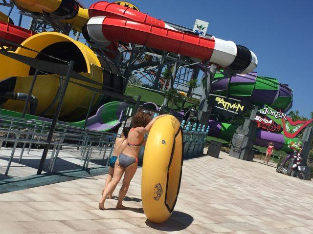 Aquópolis Y Parque Warner Beach Abren Sus Puertas El 1 De Julio