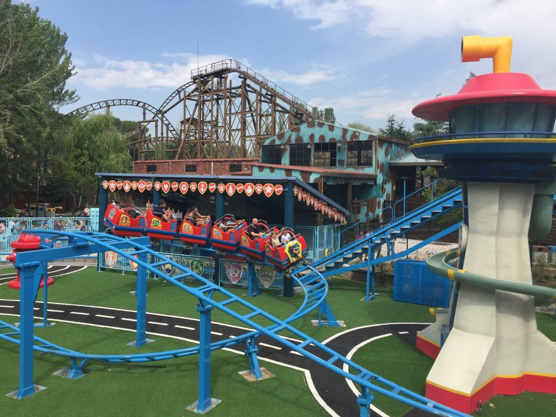 El Parque De Atracciones De Dibujos Animados Ven A Jugar: Novedades En La Zona Nickelodeon Land Del Parque De